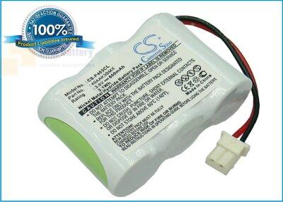 Аккумулятор CS-P403CL для Walker W400 3,6V 600Ah Ni-MH