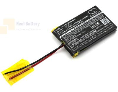 Аккумулятор CS-TMX381BL для Teleradio TG-TX-MNL 3,7V 1500Ah Li-Polymer