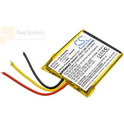 Аккумулятор CS-AKN600SL для AKG N60 NC 3,7V 320Ah Li-Polymer