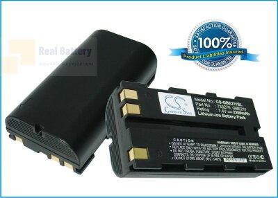 Аккумулятор CS-GBE211SL для Leica ATX1200 7,4V 2200Ah Li-ion