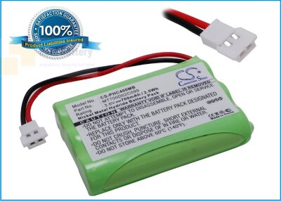 Аккумулятор CS-PHC400MB для Philips CEPTF 3,6V 700Ah Ni-MH