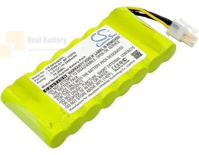 Аккумулятор CS-DPX400SL для Dranetz HDPQ-Guide 9,6V 2000Ah Ni-MH