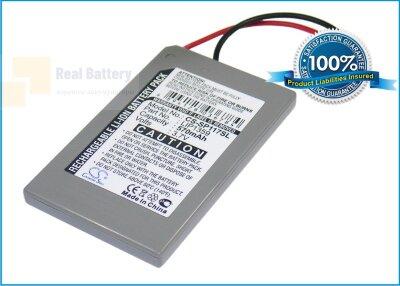 Аккумулятор CS-SP117SL для Sony CECHZC2E 3,7V 570Ah Li-ion