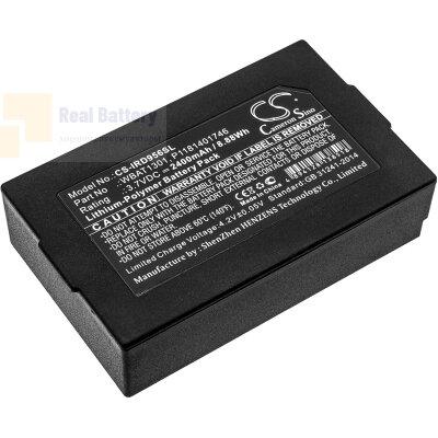 Аккумулятор CS-IRD956SL для Iridium 9560 3,7V 2400Ah Li-Polymer