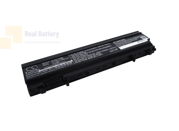 Аккумулятор CS-DE5540NB для DELL Latitude E5440  11,1V 4400mAh Li-ion