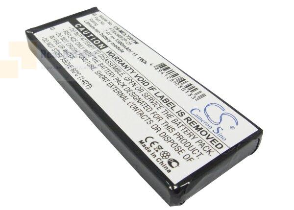 Аккумулятор CS-MCL720TW для Cobra CXR900 7,4V 1500Ah Li-ion