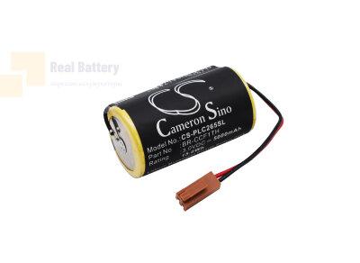 Аккумулятор CS-PLC265SL для Panasonic BR-C 3V 5000Ah Li-MnO2