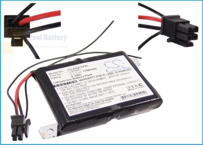 Аккумулятор CS-AS2757SL для IBM AS400 iSeries 2757 3,7V 3400Ah Li-ion