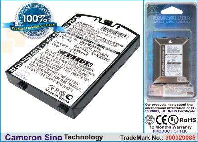 Аккумулятор CS-IRD505SL для Iridium 9505A 3,7V 2800Ah Li-ion