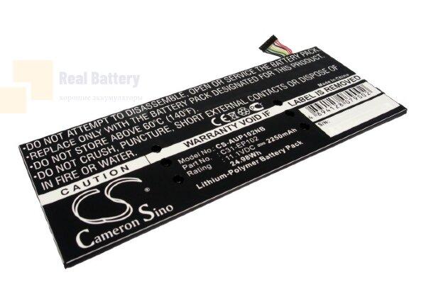 Аккумулятор CS-AUP102NB для Asus Eee Pad Slider  11,1V 2250mAh Li-Polymer