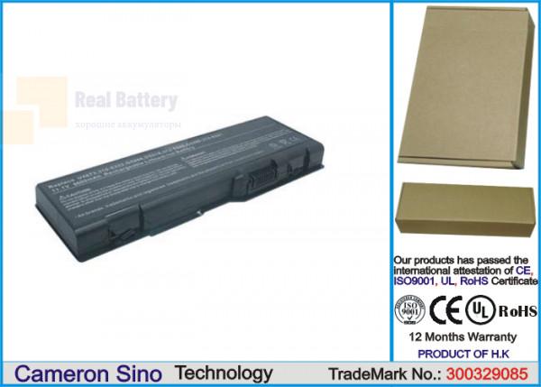 Аккумулятор CS-DE6000 для DELL Inspiron 6000  11,1V 4400mAh Li-ion