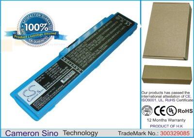 Аккумулятор CS-SNC310HE для Samsung N310 7,4V 6600Ah Li-ion