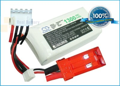 Аккумулятор CS-LP1303C30RT для RC CS-LP1303C30RT 11,1V 1300Ah Li-Polymer