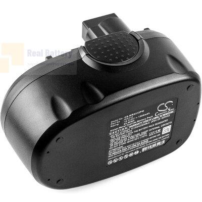 Аккумулятор для Worx WG150s 18V 1,3Ah Ni-MH CS-WRX312PW
