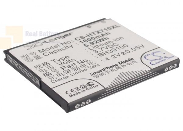 Аккумулятор CS-HTX710XL для Telstra Velocity 4G 3,7V 1600Ah Li-ion