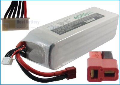Аккумулятор CS-LP4005C35RT для RC CS-LP4005C35RT 18,5V 4000Ah Li-Polymer