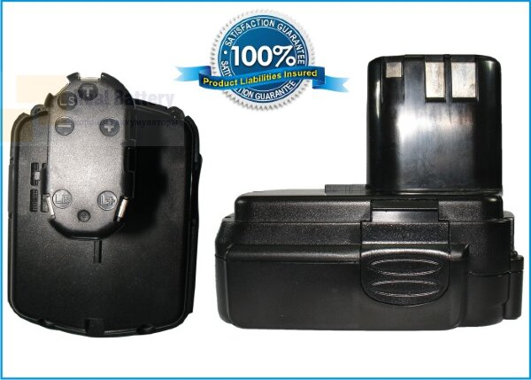 Аккумулятор для Hitachi C-2 14,4V 1,5Ah Li-ion CS-HTB415PW