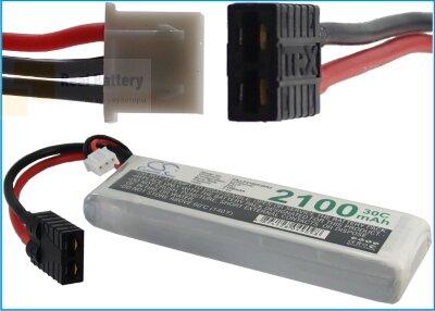 Аккумулятор CS-LP2102C30R2 для RC CS-LP2102C30R2 7,4V 2100Ah Li-Polymer