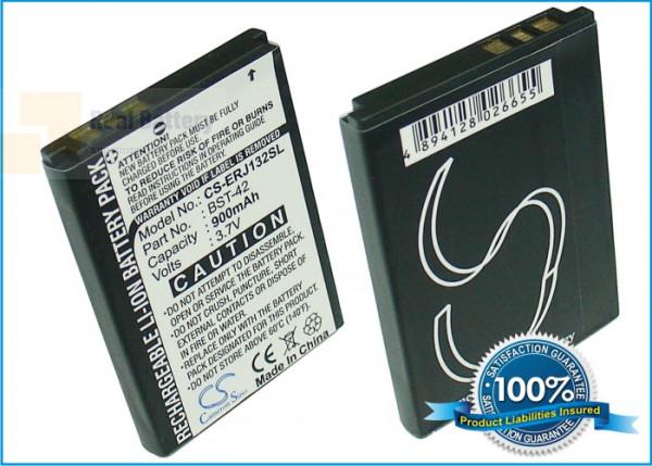 Аккумулятор CS-ERJ132SL для Sony Ericsson J132 3,7V 700Ah Li-ion