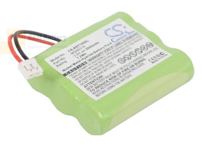 Аккумулятор CS-AST100SL для Ascom EFT20-R 3,6V 2000Ah Ni-MH