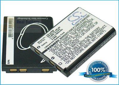 Аккумулятор CS-LI40B для Traveler IS 12 3,7V 660Ah Li-ion