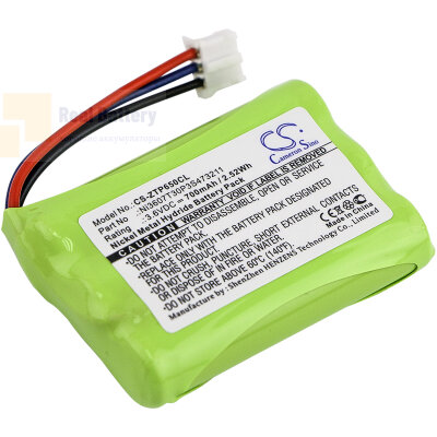 Аккумулятор CS-ZTP650CL для ZTE WP650 3,6V 700Ah Ni-MH