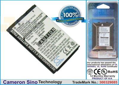Аккумулятор CS-LKU380SL для LG 100c 3,7V 650Ah Li-ion