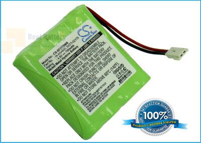Аккумулятор CS-SF2170MB для Summer Baby 02170 Video Monitor 4,8V 700Ah Ni-MH