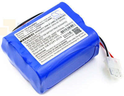 Аккумулятор CS-ADL200RX для AT&T DLC-200C 7,4V 10200Ah Li-ion