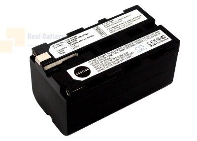 Аккумулятор CS-F750 для Sony PBD-D50 7,4V 4400Ah Li-ion
