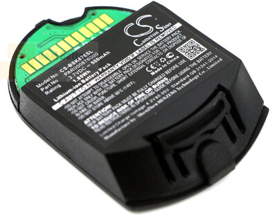 Аккумулятор CS-BSK876SL для BOSCH Somfy Passeo 3,7V 500Ah Li-Polymer