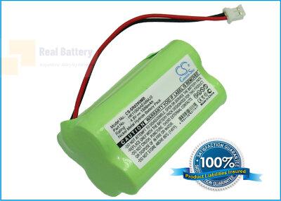 Аккумулятор CS-SR0290MB для Summer Baby Infant 02090 4,8V 1500Ah Ni-MH