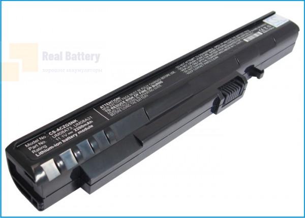Аккумулятор CS-ACZG5NK для Acer Aspire One 531H 11,1V 2200mAh Li-ion