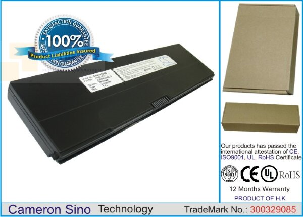 Аккумулятор CS-AUP22HB для Asus Eee PC S101  7,4V 9800mAh Li-Polymer