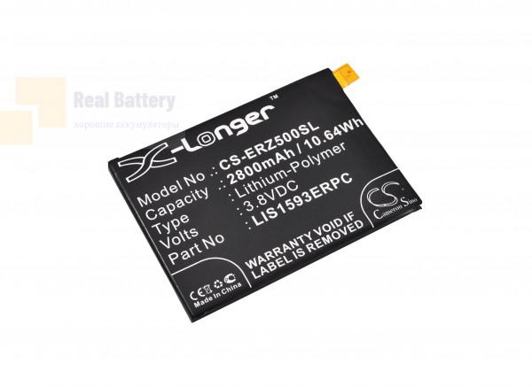 Аккумулятор CS-ERZ500SL для Sony Ericsson E6603 3,8V 2800Ah Li-Polymer