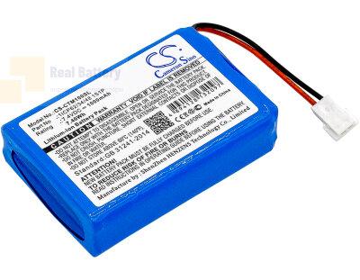 Аккумулятор CS-CTM100SL для CTMS Eurodetector 7,4V 1000Ah Li-ion