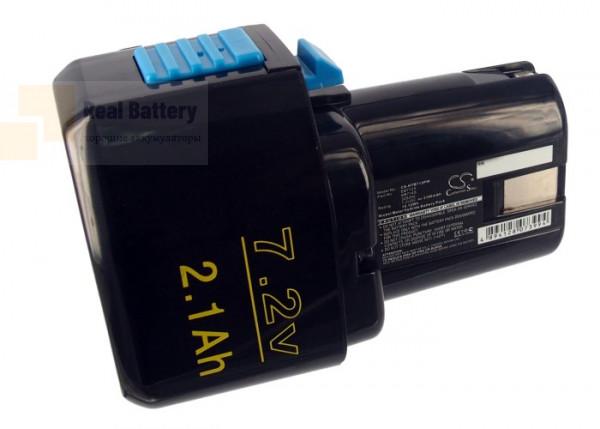 Аккумулятор для Hitachi D 10dB 7,2V 2,1Ah Ni-MH CS-HTB712PW