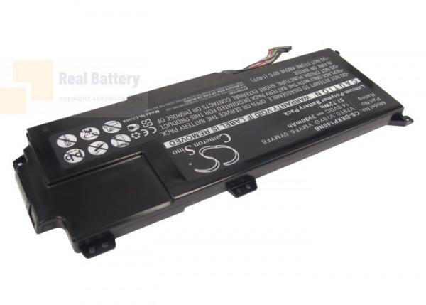 Аккумулятор CS-DEXP140NB для DELL XPS 14z  14,8V 3900mAh Li-Polymer