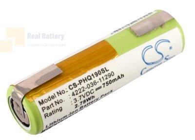 Аккумулятор CS-PHQ190SL для Panasonic ES8103 3,7V 750Ah Li-ion
