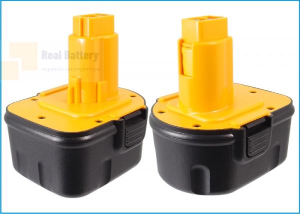 Аккумулятор для Dewalt 2802K 12V 1,5Ah Ni-MH CS-DEW283PW