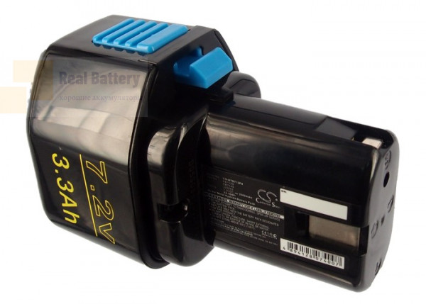 Аккумулятор для Hitachi D 10dB 7,2V 3,3Ah Ni-MH CS-HTB712PX