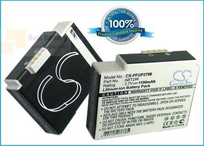Аккумулятор CS-PFUP2TW для Cisco Flip Ultra HD 3,7V 1100Ah Li-ion