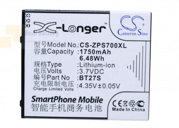 Аккумулятор CS-ZPS700XL для ZOPO 6530 3,7V 1750Ah Li-ion