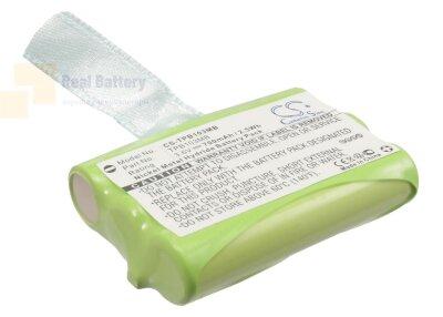 Аккумулятор CS-TPB103MB для Topcom Babytalker 1010 3,6V 700Ah Ni-MH