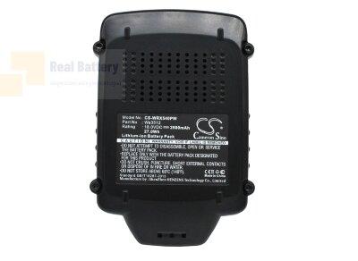 Аккумулятор для Worx RW9161 18V 1,5Ah Li-ion CS-WRX540PW