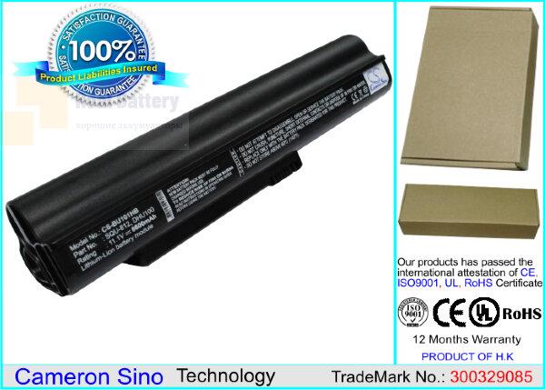 Аккумулятор CS-BU101HB для BenQ Joybook Lite U101  11,1V 6600mAh Li-ion