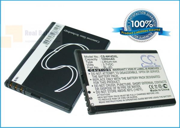 Аккумулятор CS-NK4DXL для SVP Deco Pro 3,7V 1200Ah Li-ion