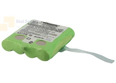 Аккумулятор CS-DWE800TW для Simvalley PX-1755 4,8V 700Ah Ni-MH