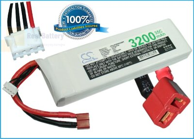 Аккумулятор CS-LP3203C35RT для RC CS-LP3203C35RT 11,1V 3200Ah Li-Polymer