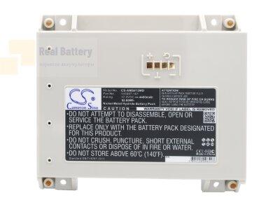 Аккумулятор CS-AMS812MD для Alaris Medicalsystems 8000 12V 4400Ah Ni-MH